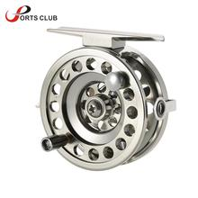 Ice Fishing Reels BLD50 BLD60 Fly Fishing Reel Right Handed Aluminum Alloy Smooth Rock Fish Line Wheel 49.5mm 59mm Pesca(China)