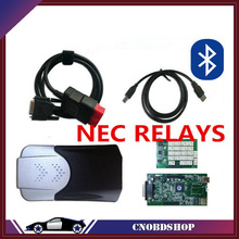 2015.1 Do all 2015 CAR LIST qualtiy A+ green JAPAN NEC RELAYS better than BLUE PCB tcs cdp pro plus for car truck with Bluetooth