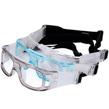 Factory Selling Sport Sunglasses Men Goggles Oculos De Sol Avoid Dropping Glasses For Dribbling Basketball Soccer(China)