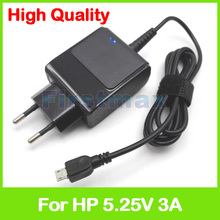 New 5.25V 3A 15.75W tablet pc Charger For HP for Google Chromebook 11 G1 G2 11-1100 PA-1150-22GO HSTNN-LA43 laptop adapter(China)