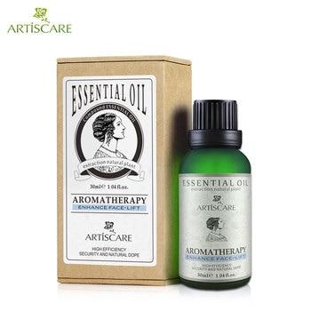 Artiscare aceites esenciales para lavado de cara y grasas facial reafirmante adelgazante conformación 100% aceites esenciales naturales