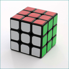3x3x3 Three Layers Cube Puzzle Toy magic cube 3x3x3 Profissional Black & White Colors Neo Cube Toys For Children