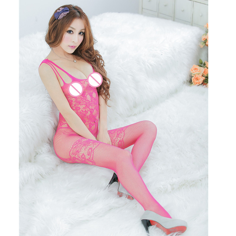 NEW Hot bodystocking Sexy lingerie Women's new brand Sexy body suit, sexy costumes 9