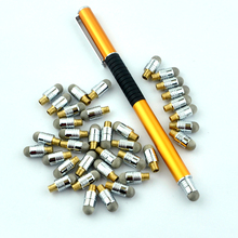1000pcs/lot High Precision Fiber tip Mesh Tip Ultra Fine Head Replacement for New Stylus Capacitance Touch Pen