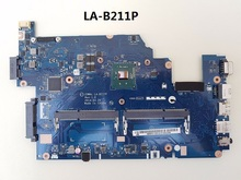 High quality laptop motherboard for ACER Aspire NBMPK11001 Z5WAL LA-B211P E5-511 SR1W2 N3530 2.16GHZ 100% Fully tested