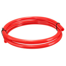 Brand 1M Red Motorcycle Dirt Bike Fuel Gas Oil Delivery Tube Hose Line Petrol Pipe 5mm I/D 8mm O/D