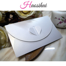 12X19cm 50pcs/set 250g Invitation card envelope Invitation Card Postcard Photo/Letter office use free shipping