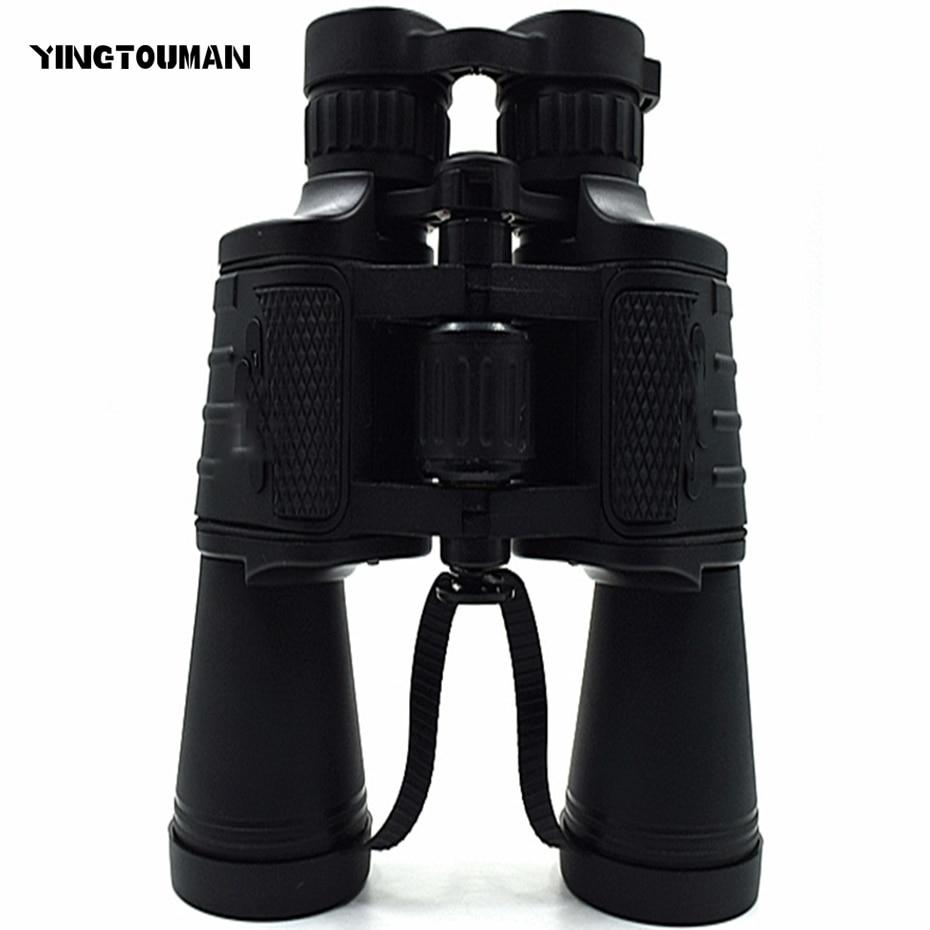 YINGTOUMAN  HD Waterproof BAK 4 Prism Portable Binoculars Telescope Hunting Telescope Tourism Optical Outdoor Sports Eyepiece<br>