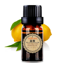 Lemon Pure Essential Oil Undiluted Purifying air Aromatherapy Fragrance lamp Essential Oil Skin Care spa body massage oil