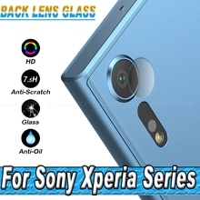 Back Camera Lens Protector Protective Film For Sony Xperia XZS XA1 X XA XZ Premium Performance Compact Ultra Tempered Glass