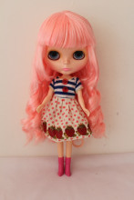 Free Shipping Top discount  DIY  Nude Blyth Doll item NO. 01 Doll  limited gift  special price cheap offer toy