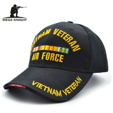 Mege Brand Clothing Summer Embroidery Tactical Army Baseball Cap Fashion Design US Navy Male Casual hat Black/Navy/ Khaki(China)