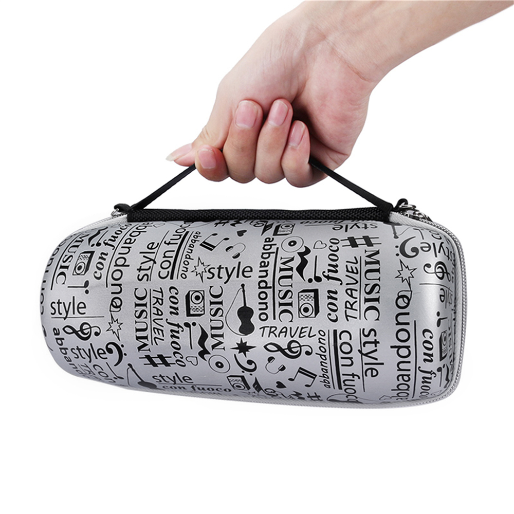 MASiKEN Portable Travel Carry Storage hard Case Bag Holder Zipper Pouch for JBL Charge 3 Charg3 Wireless Bluetooth Speaker