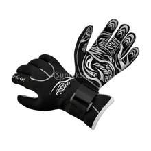 3mm de neopreno para hombres y mujeres traje de neopreno guantes Canoa  Kayak de buceo natación surf vela agua deportes guantes d. 04f1ca55c66