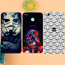 Star Wars white shirts colored dresses and sunglasses Case For Xiaomi Redmi 3 3S 4A 4X 4 4S Note 3 5A 4 4X Case Back cover
