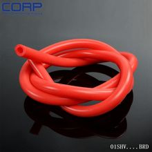 4mm Silicone Vacuum Tube Hose Silicone Tubing 16.4ft 5M 5 Meters Red