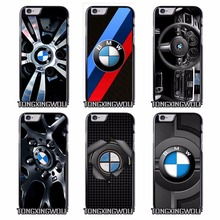 fashion famous car logo cheap luxury Cover Case for IPhone 4 4s 5c 5 5s se 6 6s 7 plus