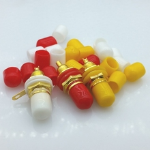 8mm protective cover Rubber Covers Dust Cap for RCA socket connector or metal tubes 99pcs/lot(China)