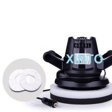 "9"" 12V Auto disc polisher, car polishing machine, disc sander, floor waxing machine(China)"