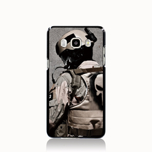 13341 Military Punisher cell phone case cover for Samsung Galaxy J1 MINI J2 J3 J7 ON5 ON7 J120F 2016