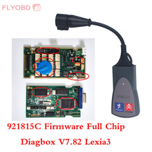 DHL Free PSA Lexia 3 pp2000 full chip 921815C Firmware with newest Diagbox V7.83  Lexia 3 PP2000 Diagnostic Tool lexia-3
