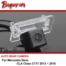 Mercedes Benz MB CLA Class C117 2013-2015 CCD Night Vision Back Reverse Camera Rear view Camera Car Parking Camera