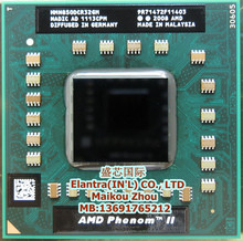 AMD cpu laptop N850 n850 HMN850DCR32GM CPU 1.5M Cache/2.2GHz/Socket S1 triple Core Laptop processor N 850 N-850 can work
