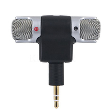 New Portable Mini Mic Digital Stereo Microphone Wireless Microphone for Recorder PC Hot Selling
