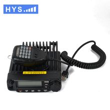 136-174Mhz mobile radio transceiver walkie talkie car bus army mobile vhf two way radio With USB Programming Cable TM-8600(China)