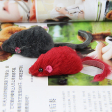 Eshylala 1Pc Creative False Mouse Pet Cat Toys Cheap Mini Funny Playing Toys For Cats Kitten
