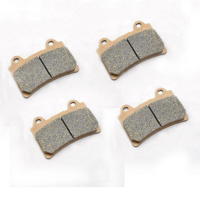 2 Sets Front Brake Pads For Yamaha FJ1200 XJR1200 TDM850 [SC01]<br><br>Aliexpress