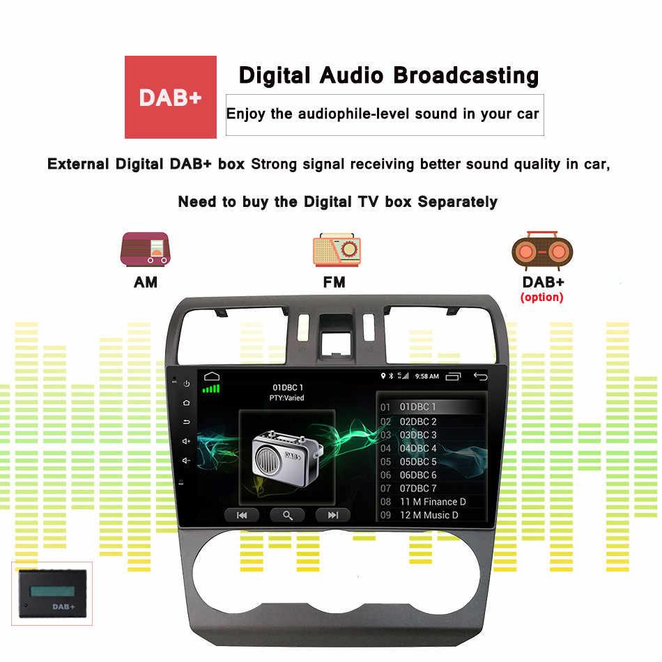 2014 subaru forester radio upgrade