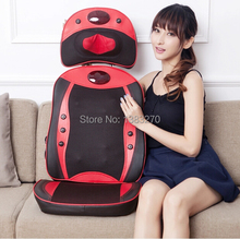 2015 Newest Back and Neck Shiatsu Massage chair Cushion,Kneading Back And Buttock Massage (Home&Office)