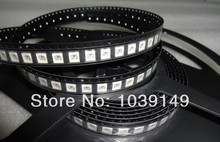 1000pcs WS2812B LED Chip;only 4pin;5050 SMD RGB LED with built-in WS2811 IC inside(China)