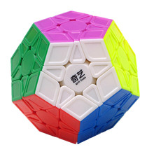 New Qiyi QiHeng S Megaminx Magic Cubes Pentagon 12 Sides Gigaminx Toy Puzzle Twist Educational Toy For Kids Children