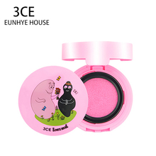 3CE Eunhye House Face Makeup 2 Colors Beauty Air Cushion Blush Makeup Easy to Wear Smooth Blush Cosmetics Natural Face Blusher(China)