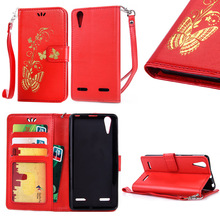 Bronzing Butterfly Mobile Phone Cases For Lenovo K3 A6000 Plus K30 T A6010 Lemon K3 A6000 A6000 A6010 Plus Covers Bags Shell
