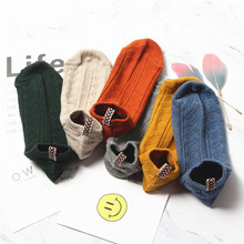 10Pairs/Lot new cotton men socks Japanese retro couples socks followed by set socks thick line men  women socks