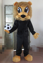 football lion mascot costume for adults lion mascot costume(China)