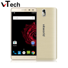 "Original Vkworld G1 4G LTE Cell Phone 5.5"" MTK6753 Octa Core 3GB RAM 16GB ROM Android 5.1 13MP 5000mAh Big Battery Dual SIM GPS"