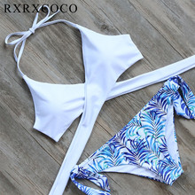 Hot Swimwear Bandage Bikini 2016 Sexy Beach Swimwear Women Swimsuit Bathing Suit Brazilian Bikini Set maillot de bain Biquini