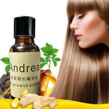 Andrea Serum for Hair Growth pilatory products Essence ginger oil for man serum hair loss liquid hair treatment(China)