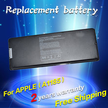 "JIGU Laptop Battery For apple MacBook 13"" A1181 MA472 MA701 A1185 MA566 MA566FE/A MA566G/A MA566J/A White"