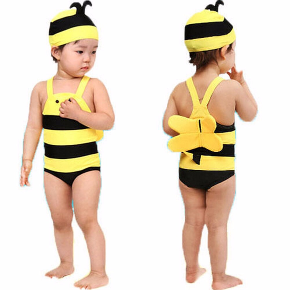 Baby Swimwear S Boys Cute Bee Piece Swimsuit Swimming Suit Kids Beach Wear In From Mother On Aliexpress Com Alibaba Group