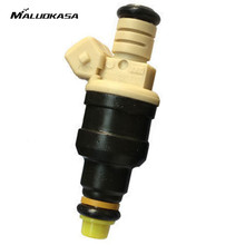 MALUOKASA Flow Matched Auto Fuel Injector For Ford Ranger/Thunderbird/Tempo/Probe 2.3L 3.0L 3.8L 5L 1990 1991 1992 02801-50710