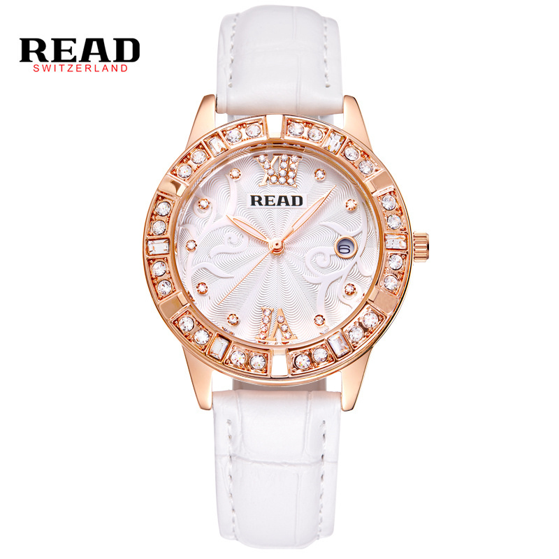 READLuxury Watches Women Wristwatches Ladies Leather Quartz Watch Montre Femme Relojes Mujer Relogio Feminino 2050<br><br>Aliexpress