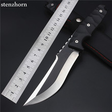 Stenzhorn 2017 New Real Arrival Outdoor Small Straight Knife High Hardness Saber Field With The Folding Gift Self-defense Tools(China)