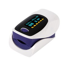 Portable Finger Pulse Oximeter Blood Pressure Monitor Heart Rate Oximetro Diagnostic-Tool Medical Equipment