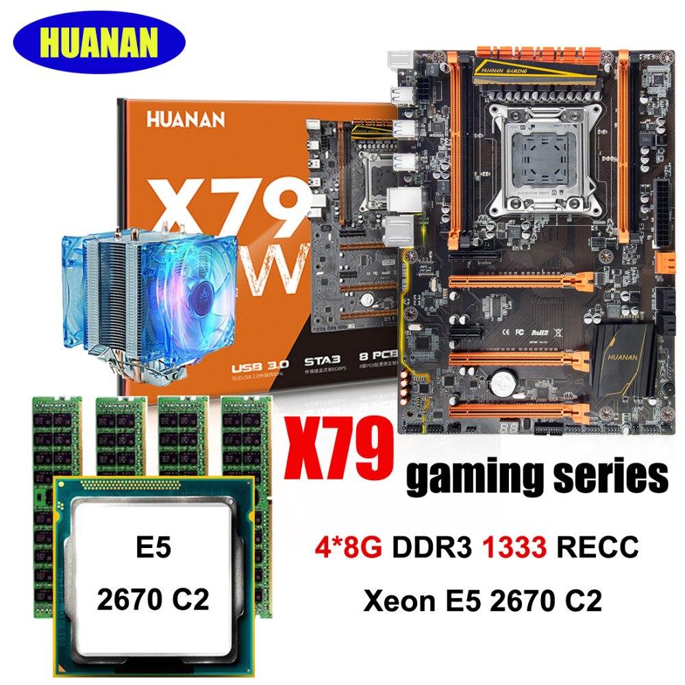 X79H+2660+28+GTX760 4GD5+F