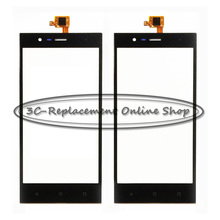 Black 5 inch For Highscreen Boost3 Boost 3 III / Boost 3 pro Mobile Phone Touch Screen Digitizer Panel + Free shipping(China)
